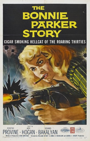 The Bonnie Parker Story - Movie Poster (thumbnail)