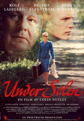 Under solen - Swedish Movie Poster (thumbnail)