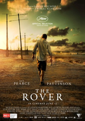 The Rover - Australian Movie Poster (thumbnail)