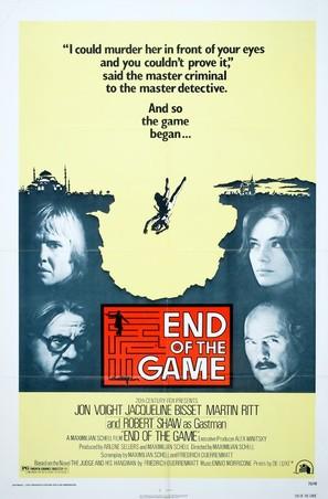 Der Richter und sein Henker - Movie Poster (thumbnail)