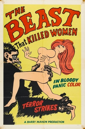 The Beast That Killed Women - Movie Poster (thumbnail)