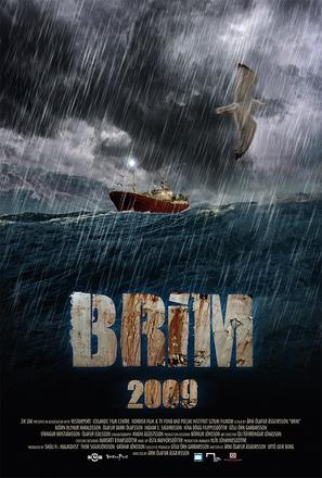Brim - Icelandic Movie Poster (thumbnail)