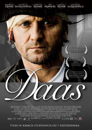 Daas - Polish Movie Poster (thumbnail)
