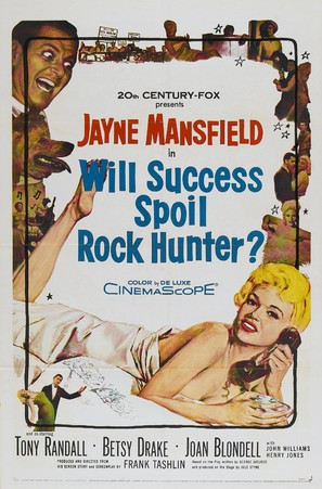Will Success Spoil Rock Hunter? - Movie Poster (thumbnail)