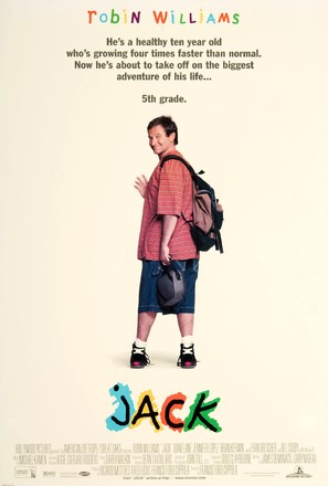 Jack - Movie Poster (thumbnail)