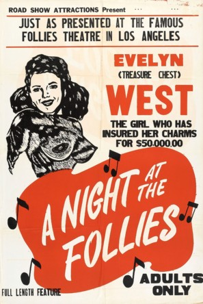 A Night at the Follies - Movie Poster (thumbnail)