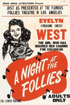 A Night at the Follies - Movie Poster (thumbnail)