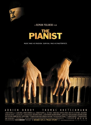 The Pianist - Movie Poster (thumbnail)