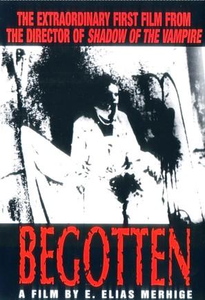 Begotten - DVD cover (thumbnail)
