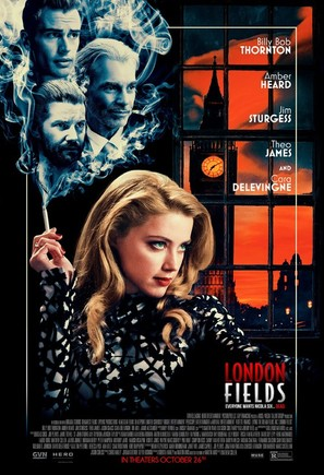 London Fields - Movie Poster (thumbnail)