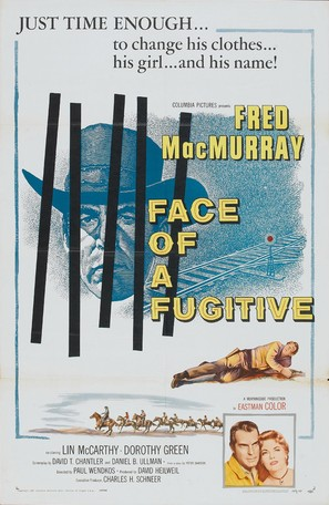 Face of a Fugitive - Movie Poster (thumbnail)