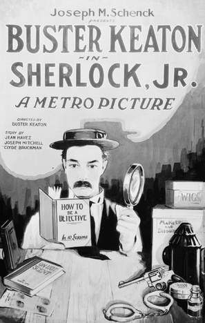 Sherlock Jr. - Movie Poster (thumbnail)