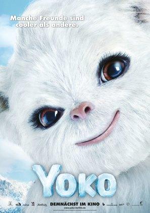 Yoko - German Movie Poster (thumbnail)