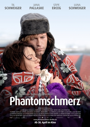 Phantomschmerz - German Movie Poster (thumbnail)