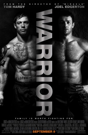 Warrior - Movie Poster (thumbnail)