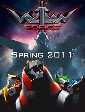 """""""Voltron Force"""" - Movie Poster (thumbnail)"""