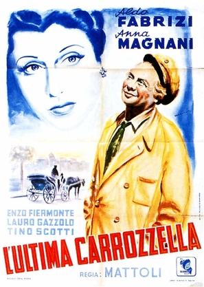 Ultima carrozzella, L' - Italian Movie Poster (thumbnail)