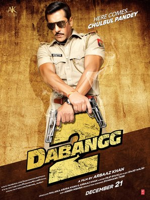 Dabangg 2 - Indian Movie Poster (thumbnail)