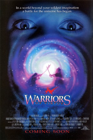 Warriors of Virtue - Movie Poster (thumbnail)