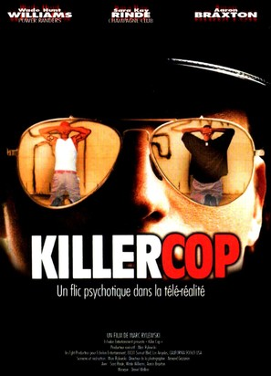 Killer Cop - French DVD movie cover (thumbnail)