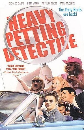 Assault of the Party Nerds 2: The Heavy Petting Detective - Movie Cover (thumbnail)