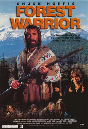 Forest Warrior - Movie Poster (thumbnail)