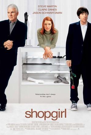 Shopgirl - Movie Poster (thumbnail)