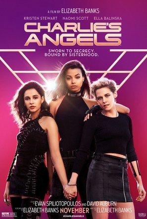 Charlie's Angels - Movie Poster (thumbnail)