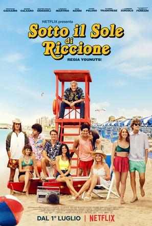 Sotto il sole di Riccione - Italian Movie Poster (thumbnail)