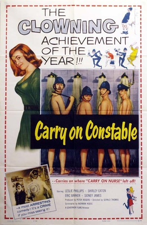 Carry on, Constable - Movie Poster (thumbnail)
