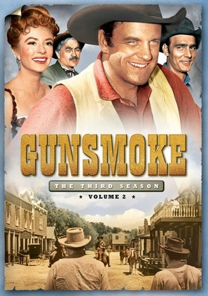 """Gunsmoke"" - DVD cover (thumbnail)"