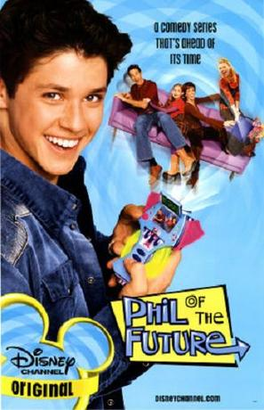 """Phil of the Future"" - Movie Poster (thumbnail)"
