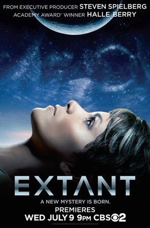 """""""Extant"""" - Movie Poster (thumbnail)"""