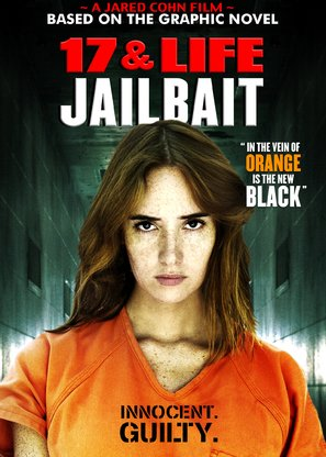 Jailbait - DVD cover (thumbnail)