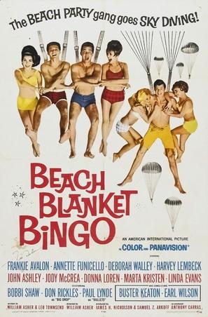 Beach Blanket Bingo - Movie Poster (thumbnail)