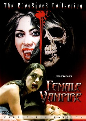 Les avaleuses - DVD cover (thumbnail)