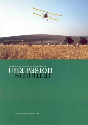 Pasión singular, Una - Spanish Movie Poster (thumbnail)