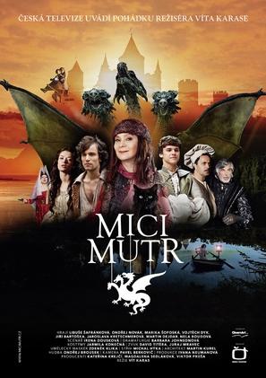 Micimutr - Czech Movie Poster (thumbnail)