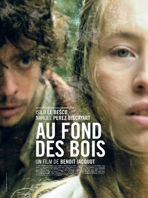 Au fond des bois - French Movie Poster (thumbnail)
