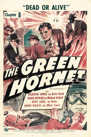 The Green Hornet - Movie Poster (thumbnail)