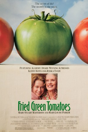 Fried Green Tomatoes - Movie Poster (thumbnail)