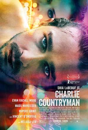 The Necessary Death of Charlie Countryman - Movie Poster (thumbnail)