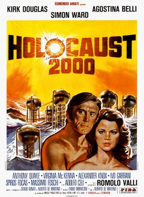 Holocaust 2000 - Italian Movie Poster (thumbnail)