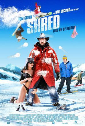 Shred - Movie Poster (thumbnail)