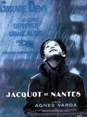Jacquot de Nantes - French Movie Poster (thumbnail)