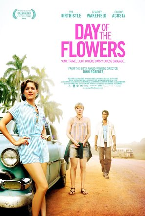 Day of the Flowers - British Movie Poster (thumbnail)