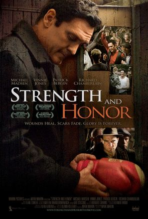 Strength and Honour - Movie Poster (thumbnail)