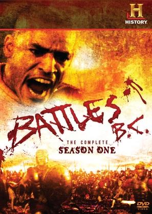 """Battles BC"" - DVD movie cover (thumbnail)"