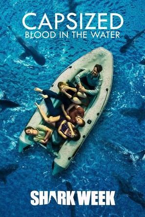 Capsized: Blood in the water - Movie Poster (thumbnail)