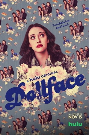 """Dollface"" - Movie Poster (thumbnail)"